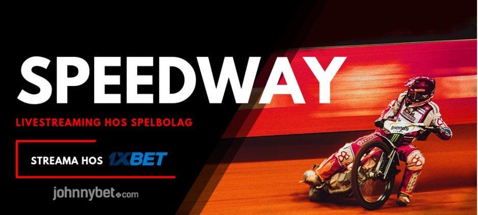 Streama speedway gratis