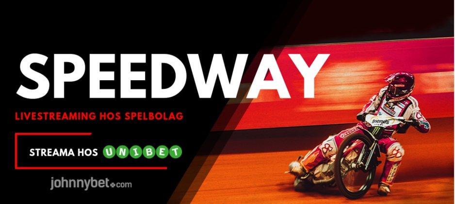 Streama speedway online unibet
