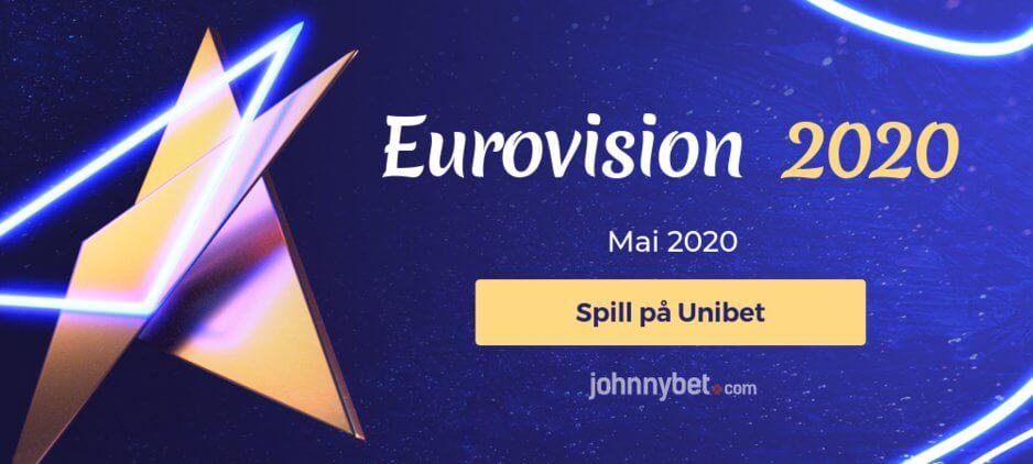 Melodi Grand Prix 2020 Norge Odds
