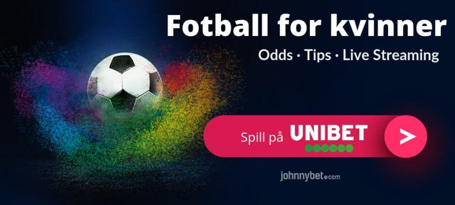 Fotball for Kvinner Odds