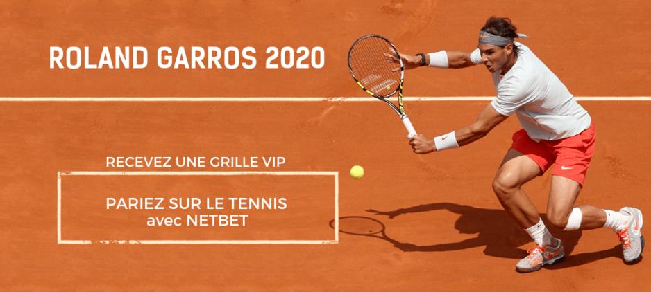 Pronostic Roland Garros