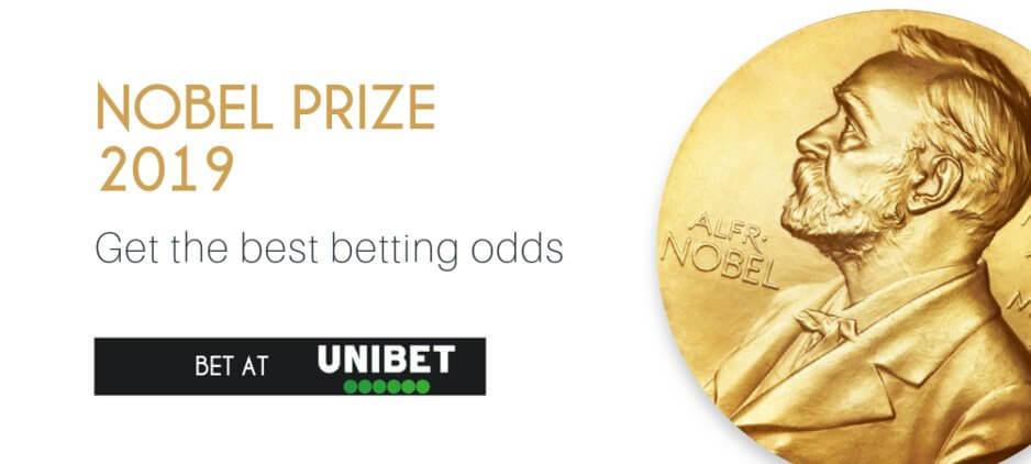 Nobel prize chemistry betting odds malave bettinger