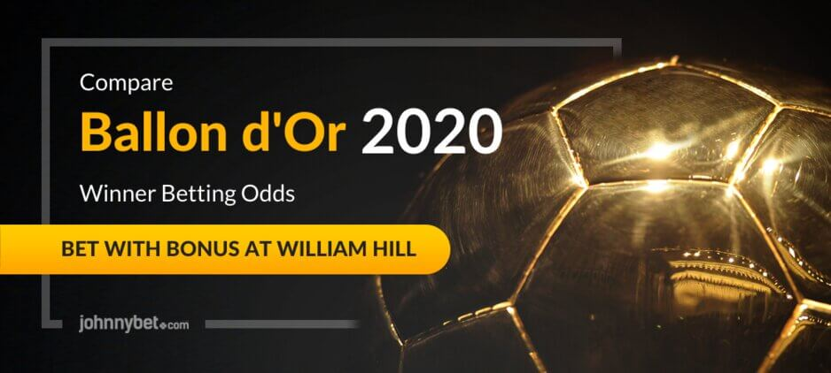 Ballon D Or Odds