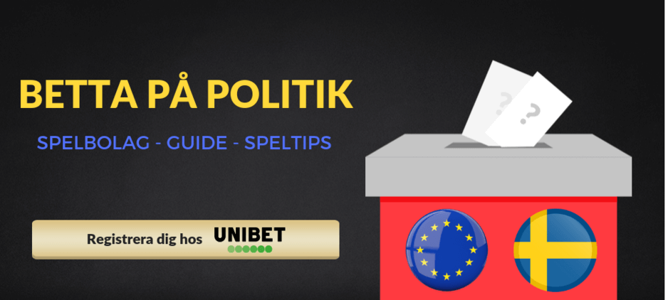 Betting politik spelbolag unibet