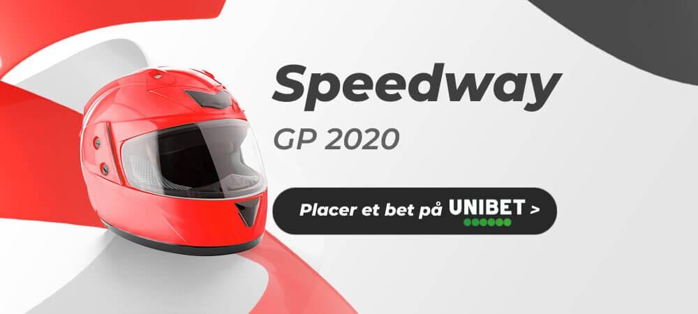 Speedway GP 2020 Spilforslag