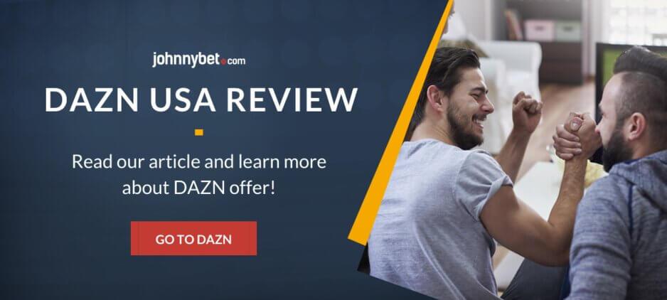 DAZN USA Free Trial