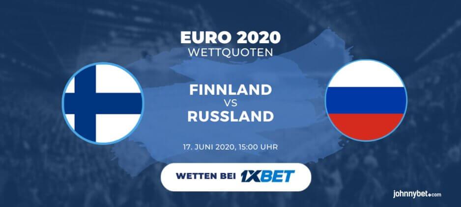 Finnland - Russland Wettquoten
