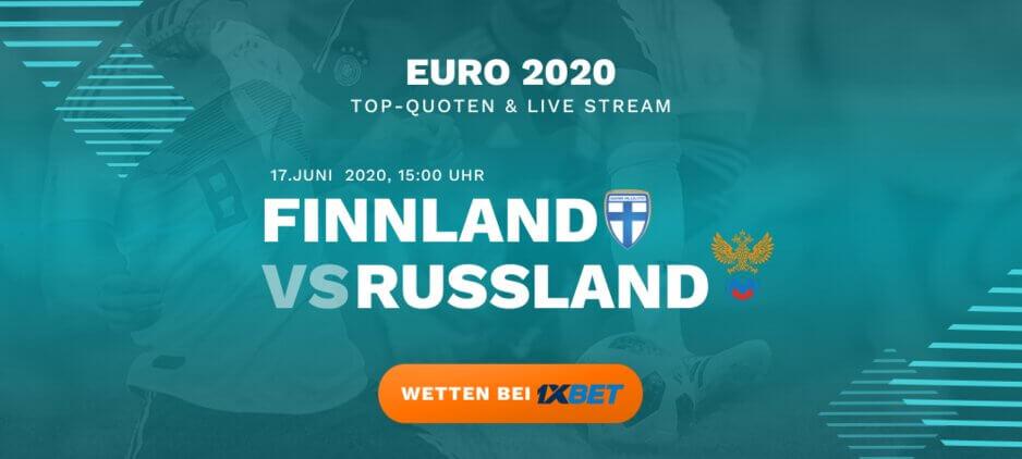 Finnland - Russland live Stream online kostenlos