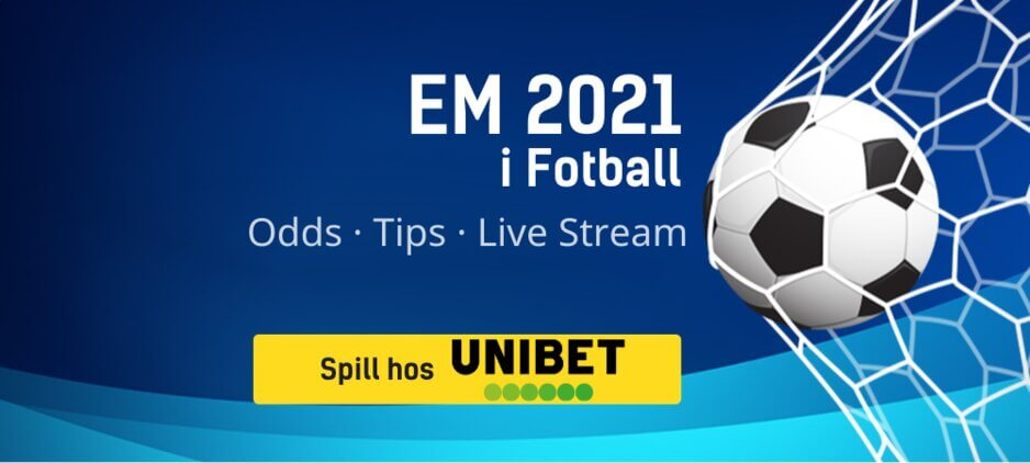 EM 2021 i Fotball betting tips