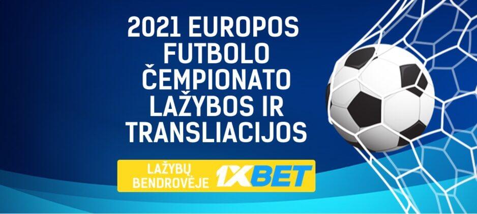 Euro 2020 / 2021 Atrankos Lažybos