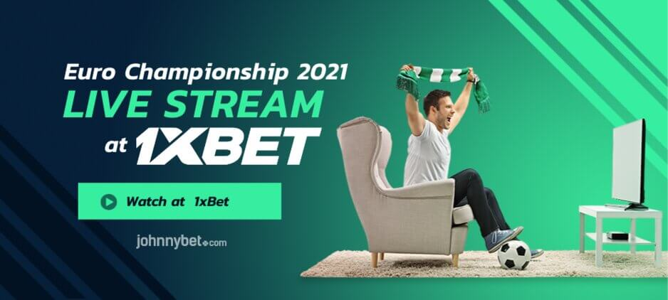 Euro 2021 Live Streaming