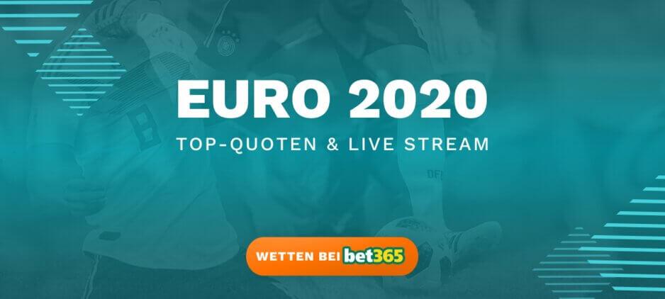 EM 2020 / 2021 Live Stream online kostenlos