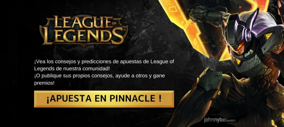 Apuestas League of Legends