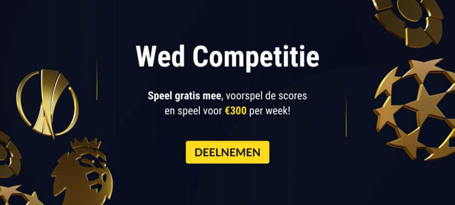 JohnnyBet Betting Competitie