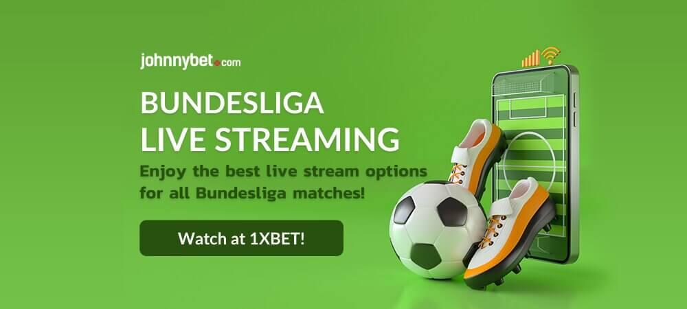Bundesliga Live Streaming
