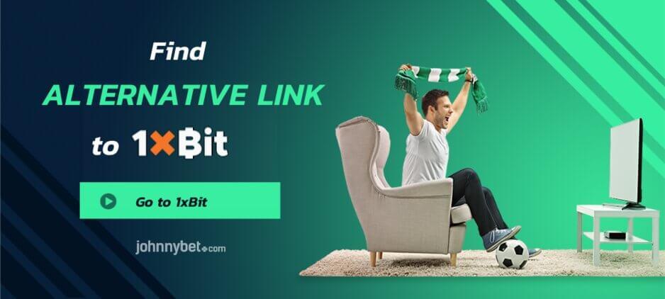1xBit Alternative Link