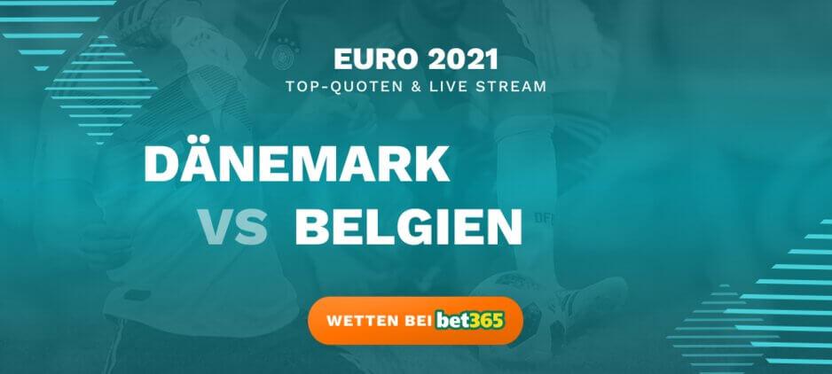 Dänemark - Belgien Live Stream online kostenlos