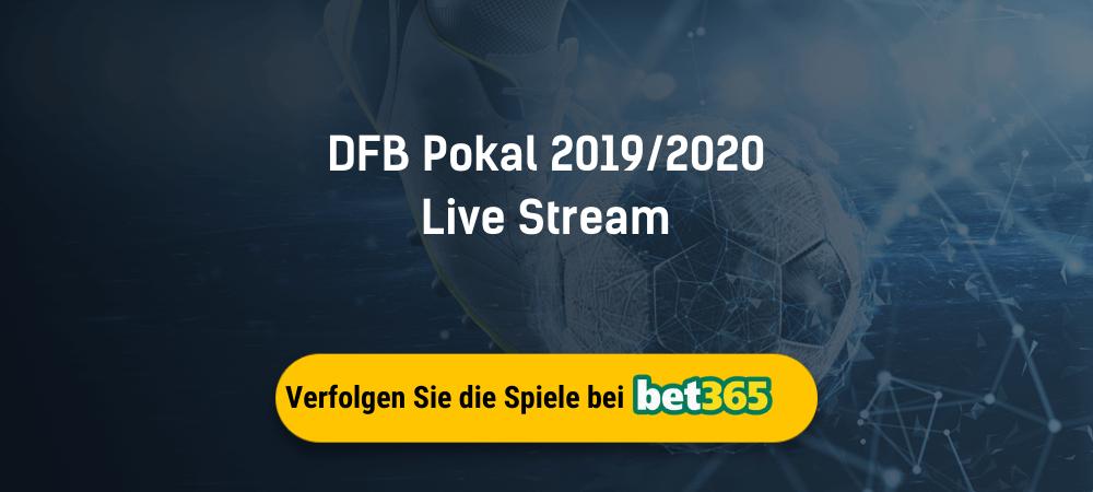 Dfb Pokal Live Stream Online Kostenlos