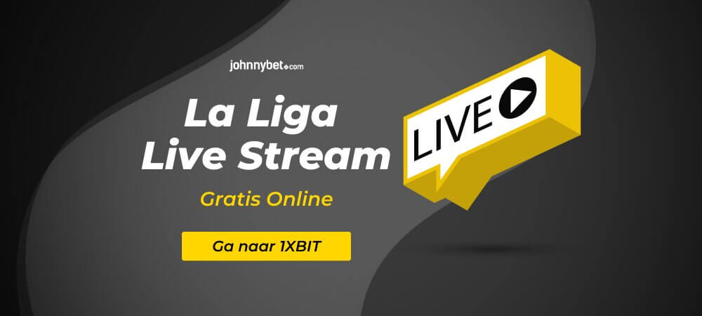 La liga santander live streaming