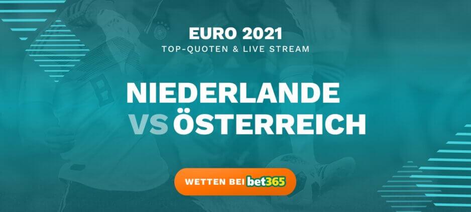 Niederlande - Österreich Wettquoten