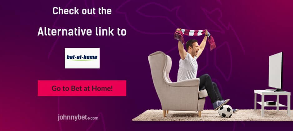 Bet at Home Alternative Link