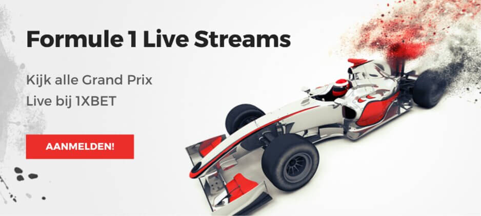 Gratis Formule 1 Live Streams