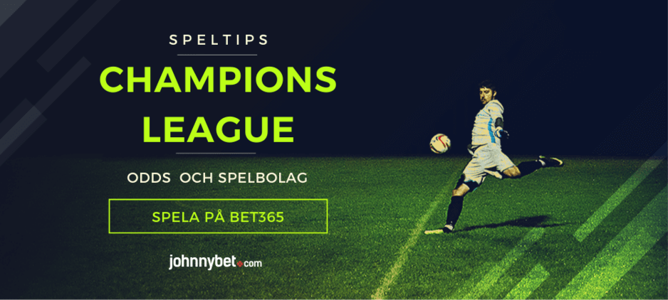 Betta på Champions League