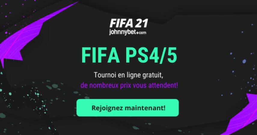 Tournoi en ligne FIFA 21