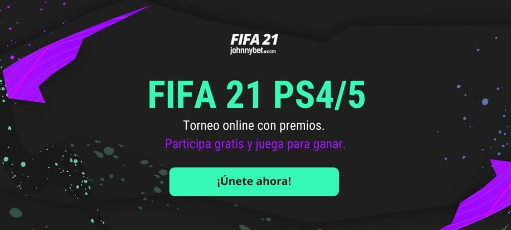FIFA 21 Torneo Online