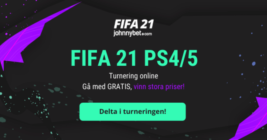 FIFA 21 turnering online