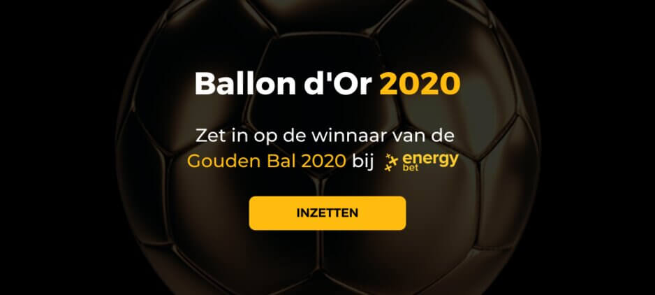 Ballon d'Or 2020 Odds