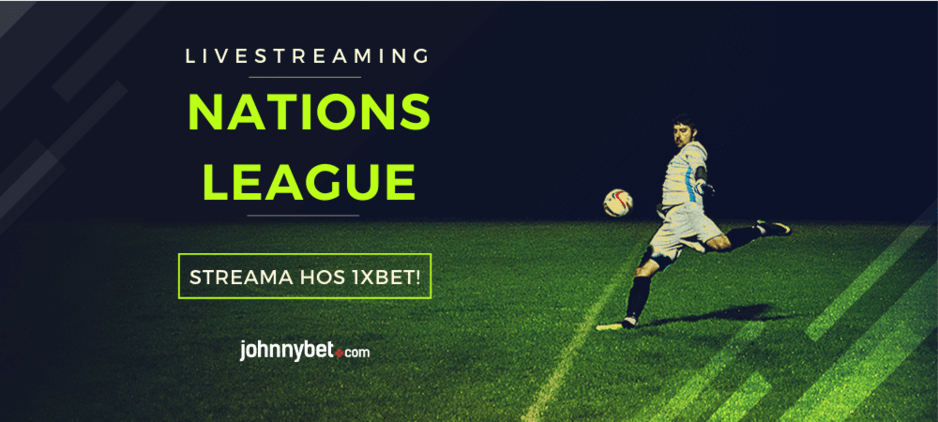 Gratis stream av Nations League