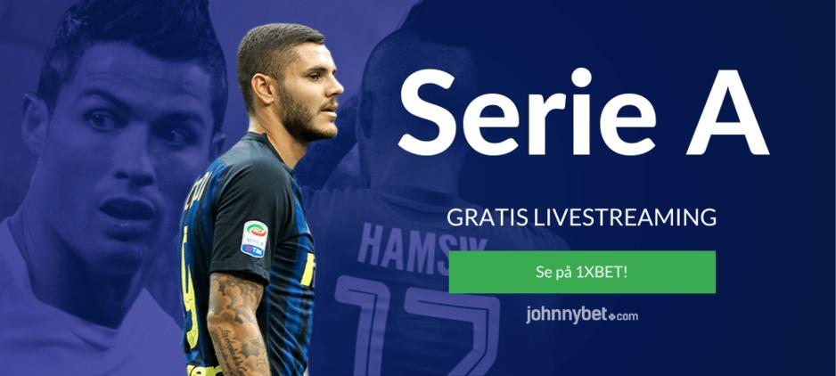 Gratis stream av Serie A