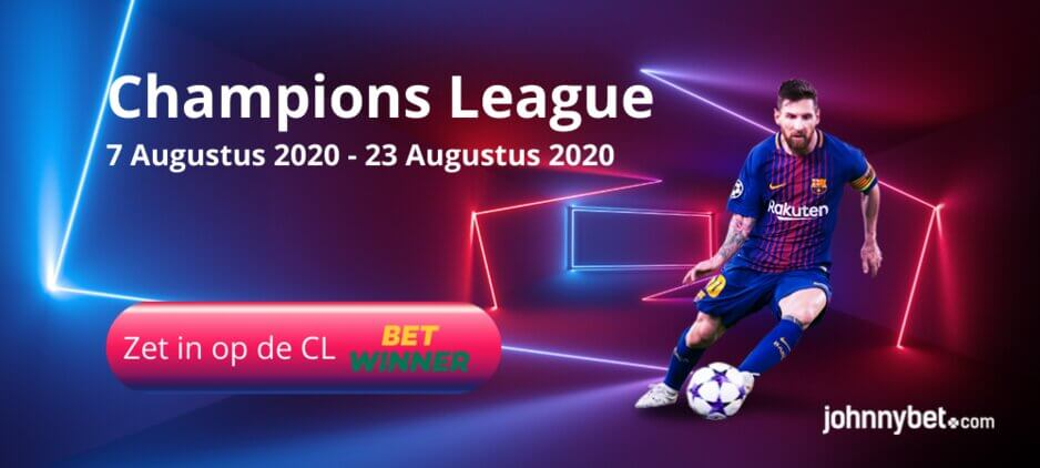 Champions league wedden betwinner
