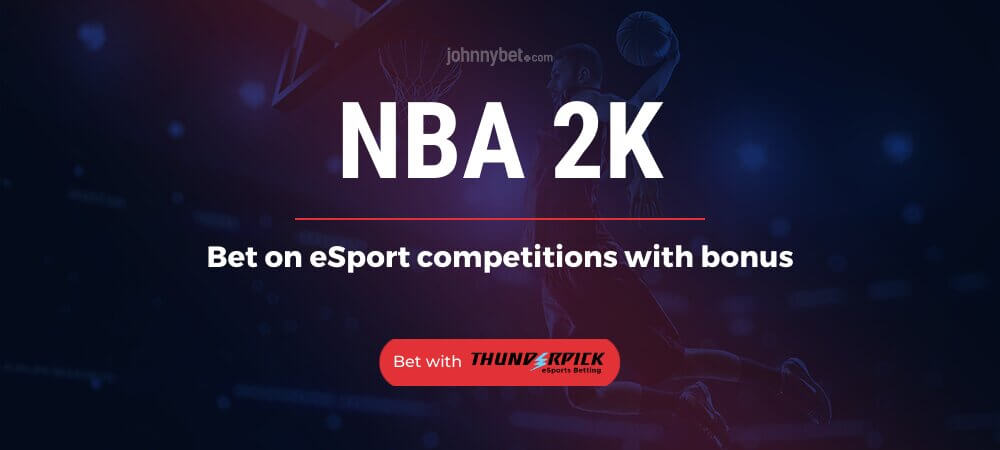 NBA 2K Series eSports Betting