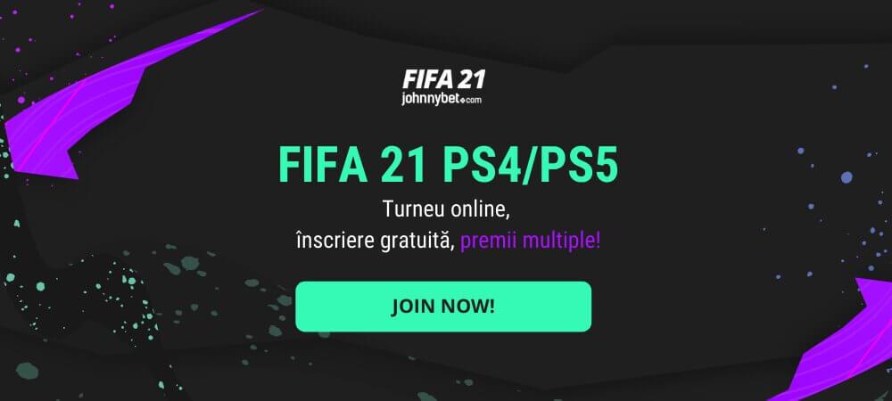 Turneu Online FIFA 21
