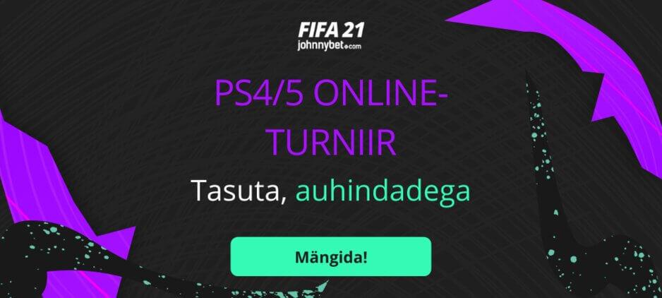 FIFA 21 Online-Turniir
