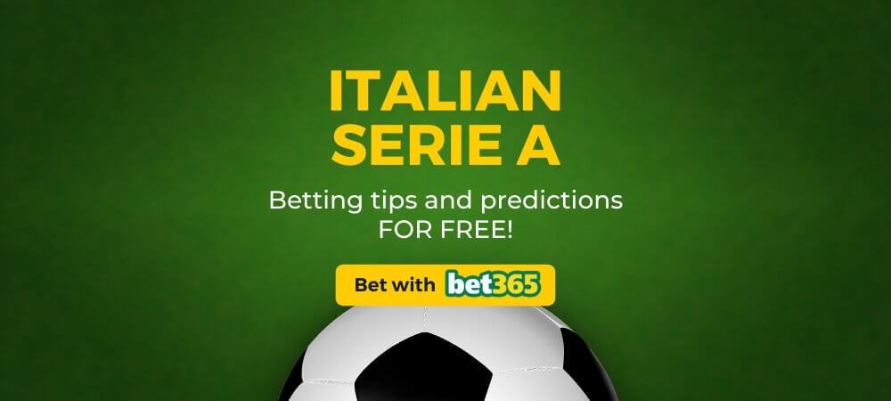 Italian serie a betting predictions nfl can you buy stocks with bitcoins