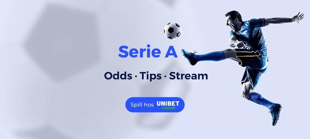 Serie A odds og tips