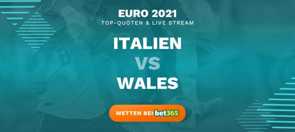 Italien - Wales Live Stream online kostenlos