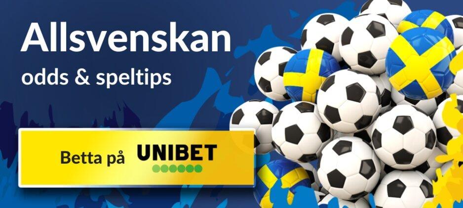 Betta på Allsvenskan