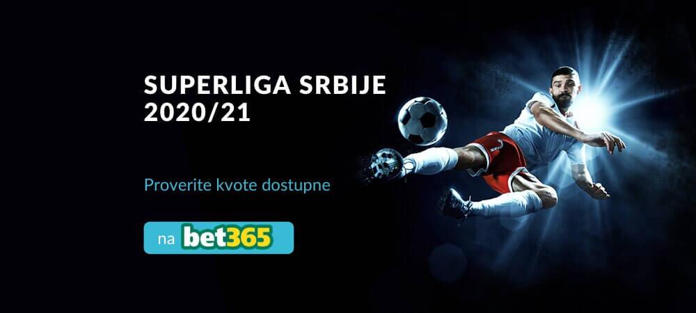Super Liga Srbije Klađenje