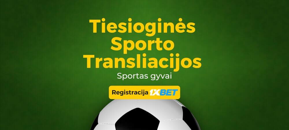 Tiesioginės Sporto Transliacijos Internetu