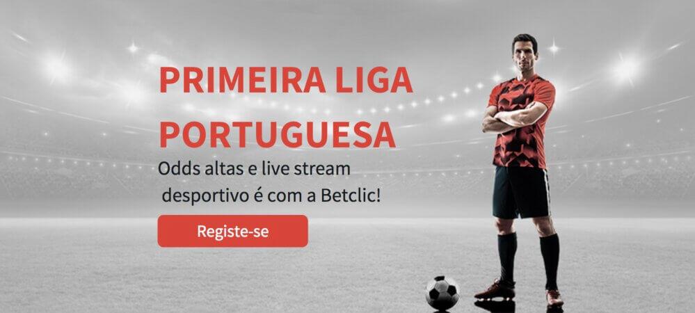 Previsões Primeira Liga Portuguesa