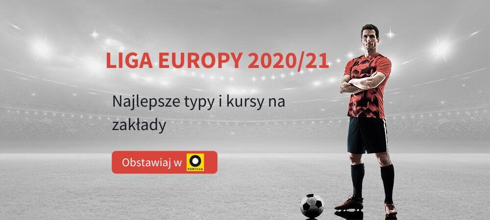Liga Europy 2020/21 Zakłady Bukmacherskie