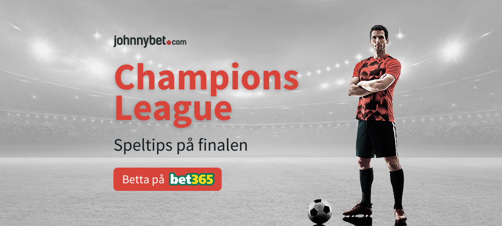 Champions League-final 2021 gratis stream, odds