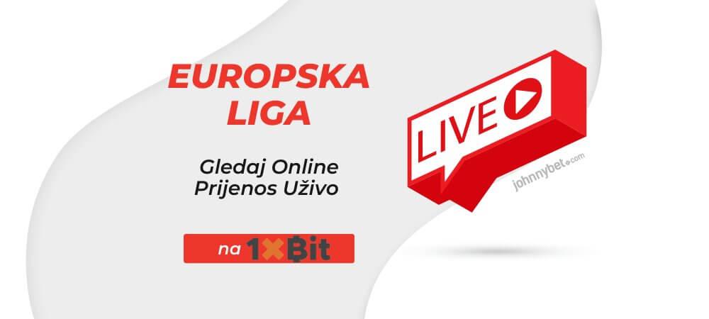 Europska Liga - Prijenos Uživo - Live Stream