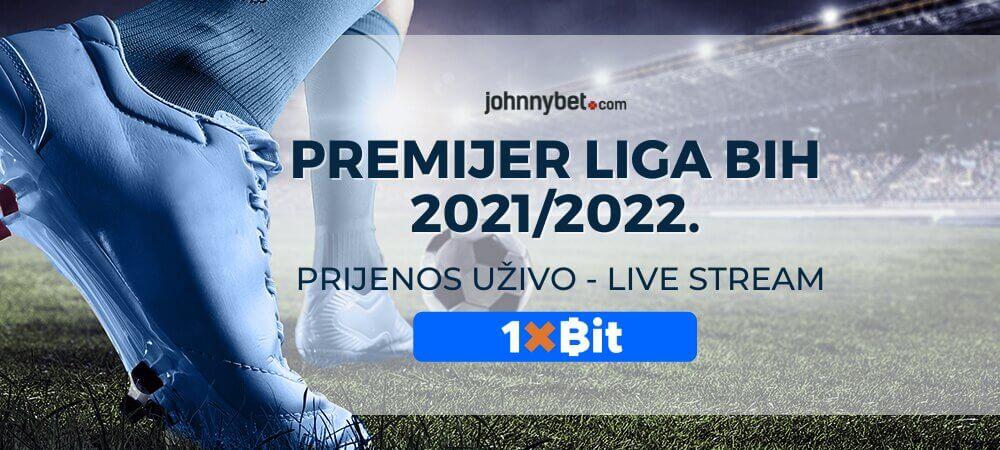 Premijer Liga BiH Prijenos Uživo - Live Stream