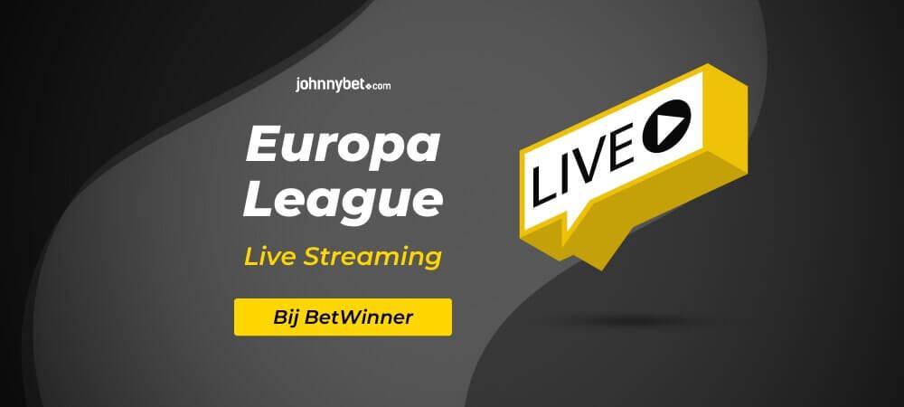 Gratis europa league live streaming