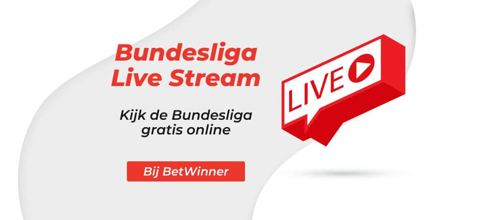 Gratis bundesliga live streams betwinner